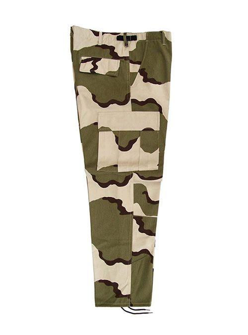 Pantalon Comando Camuflaje The Peak Commerce